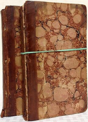 1822 Poems Of Ossian Macpherson Campbell Illustrated Fine Binding Signed Rare