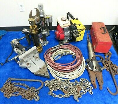 Amkus Rescue Complete System Jaws Of Life