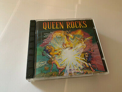 Queen - Rocks - CD - 724382309123 - Best of / Hits Singles/ Freddie Mercury EX