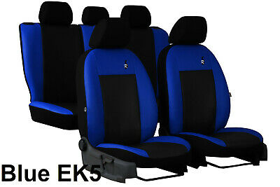 Universal Artificial Leather Full Set Seat Covers fits MITSUBISHI L200 , COLT