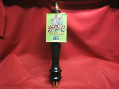 New Holland Brewing Company Mad Hatter India Pale Ale Beer Tap Handle