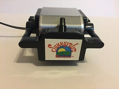 110v 320 GPH Aquarium air pump Hydroponics Aquaponics whisper slient 55db 4psi