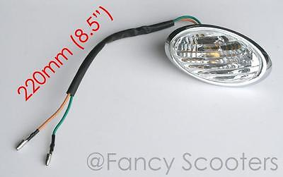 Rear Left Side Turn Signal for Peace Sports TPGS-811 50cc, 150cc RETRO SCOOTER