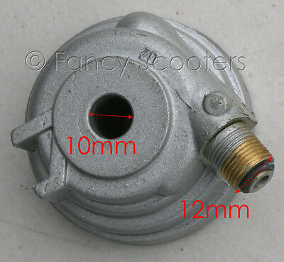 Peace Sport 50CC SCOOTER TPGS-805-50CC scooter Speedometer Cable Drive Gear Box