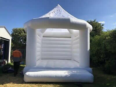 White Jumping Castle *Hire Only*