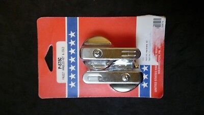 United States Hardware Metal P-678C Faucet Handles Hot & Cold