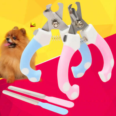 NEW Pet Dog Cat Nail paw Claw Clippers Scissors For Small Medium Animals Tools