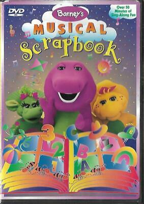 Barney - Barneys Musical Scrapbook (DVD, 2006)