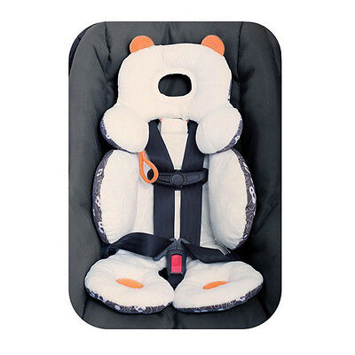 Total Head and Body Support Baby Infant Pram Stroller Car Seat Cushion