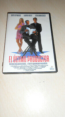 DVD EL ULTIMO PRODUCTOR The Last Producer