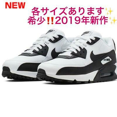 Men 9Us Each Size Is Available 2019 Nike Air Max 90 White Black