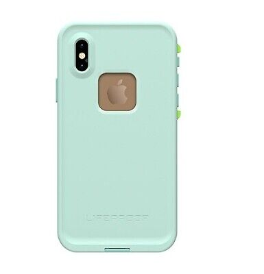 LifeProof Fre Case for iPhone Xs - Tiki (Green)