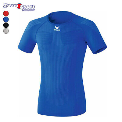 Erima Functional Shortsleeve Underwear - Kinder / Fussball Training Fitness