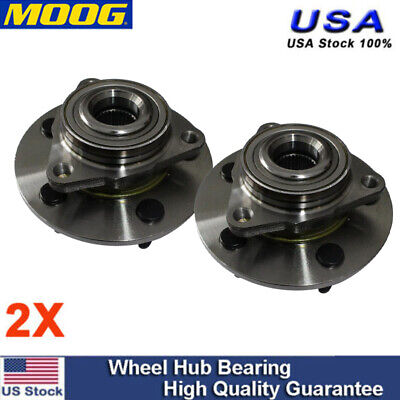 MOOG SET OF 2 Front & 2 Rear Sway Bar Links for Toyota