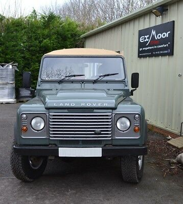 Land Rover Defender 90 Pre 2000 Full SAND Hood - Exmoor Trim - New