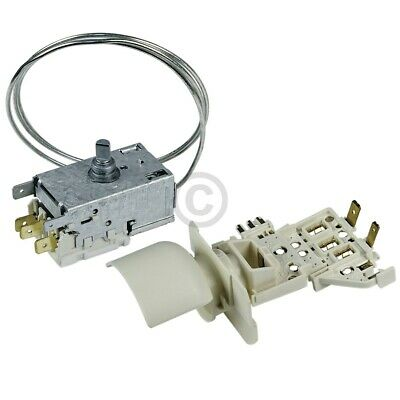 Original Thermostat K59-S2785 Ranco + Lampenfassung Bauknecht 481228238175