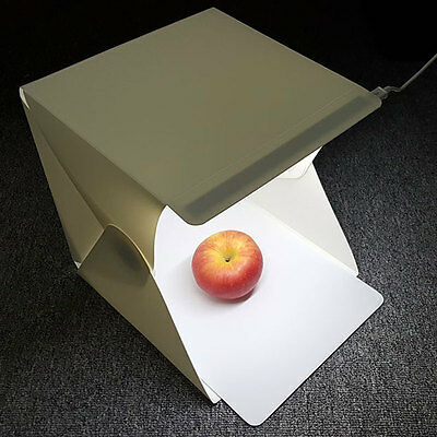 Light Room Photo Studio Photography Lighting Tent Kits Backdrop Cube Mini Box