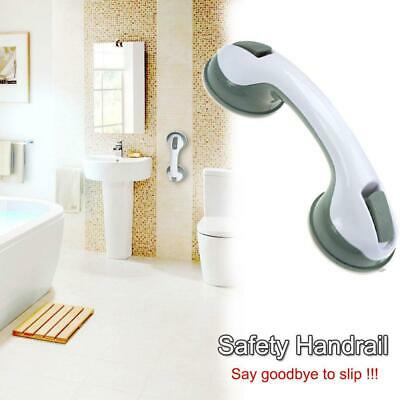 Bathroom Safety Hand Drail Anti-slip Handle Grab Bar Rail Strong Sucker Cup US