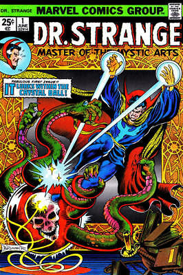 Doctor Strange Bronze/modern Age Digital Collection 200+ Issues On Dvd
