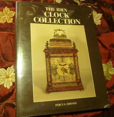 The Iden Clock Collection: Dawson, Percy