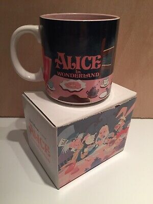 🆕 Rare MUG - ALICE IN WONDERLAND - Made Exclusively For Walt Disney Co - (Cup)