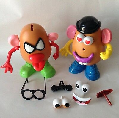 Mr Potato Head Bundle X 2 With Accessories