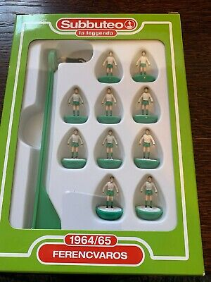 Subbuteo Legends / Leggenda Team - Ferencvaros 1964/65
