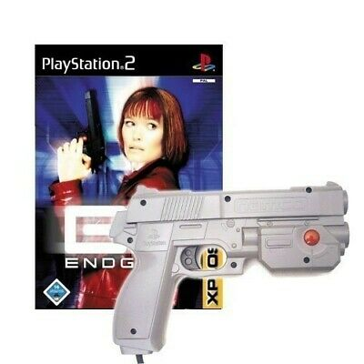 PS2 / Sony Playstation 2 Spiel - Endgame + G-Con 1 mit OVP