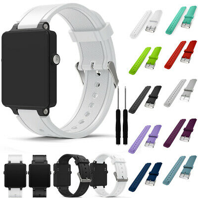 For Garmin Vivoactive HR Watch Wrist Strap Strap Tool Premium Soft Part Sports