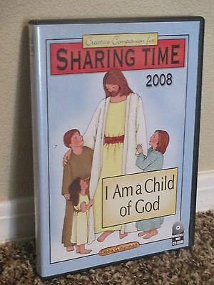 Creative Companion for Sharing Time I am A Child of God CD-ROM LDS MORMON