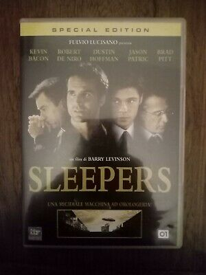 SLEEPERS (1996) DVD (Special Edition) FUORI CATALOGO