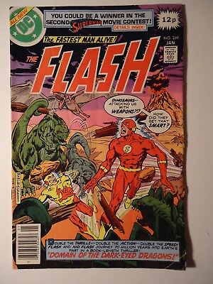 THE FLASH #269, DC Comics, 1979  Fn