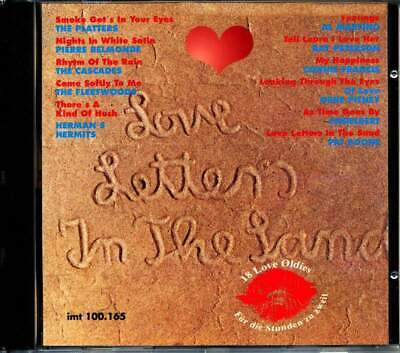 Love Letters in The Sand - CD