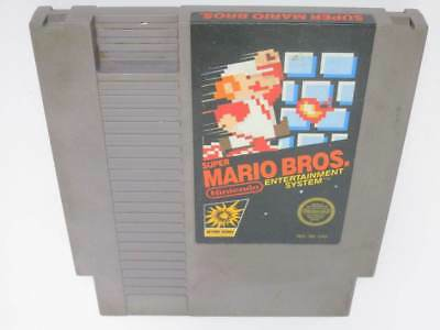 Super Mario Bros game for Nintendo NES -Loose