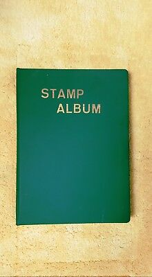 1920's to 1970's Vintage World Stamp Collection Full Book Postage Stamp Album