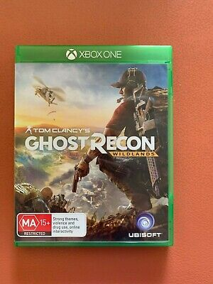 Tom Clancys Ghost Recon: Wildlands Microsoft Xbox One Game *Like New*
