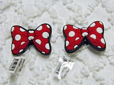 Croc Clog 3D Minnie Mouse Bow Plug Shoe Charms Will Also Fit Jibitz,Croc  C 790
