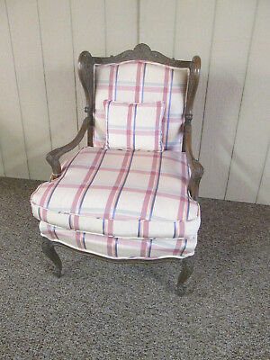 57211 Quality Bergere Armchair Chair