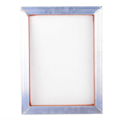 5X A3 Aluminium Screen Printing Frame Stretched Silk Print Polyester Mesh Board