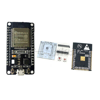 ESP8266 ESP32 ESP-WROOM-32 ESP32S To Wifi Wlan BLE WiFi Module+Adapter Board