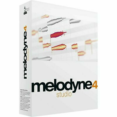 Melodyne Studio 4.2  Windows only | Win | 2019 FULL VERSION | Digital Download