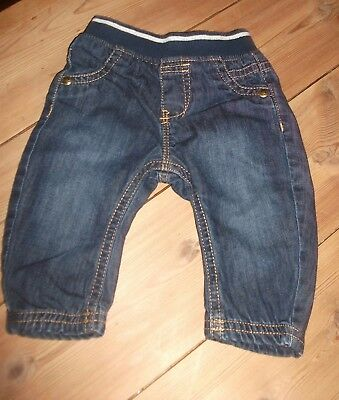 M&S Baby Boys Jeans Age 0-3 Months