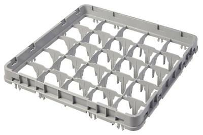 Cambro Total Height Korbaufsatz for Glass Rack 25 Compartments Width 500mm