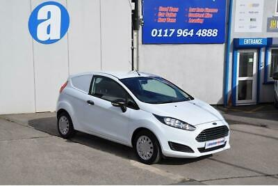 Ford Fiesta Econetic Tdci Car Derived Van 1.6 Manual Diesel