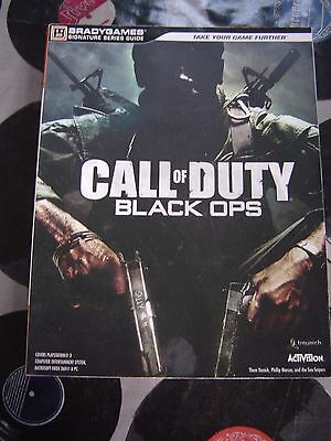 Brady Game Guide - Call Of Duty Black Ops