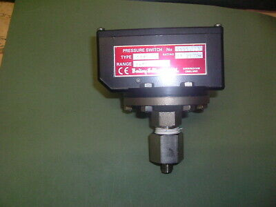Bailey Mackey 1381................... Pressure Switch 3-70 Bar New  Not Packaged