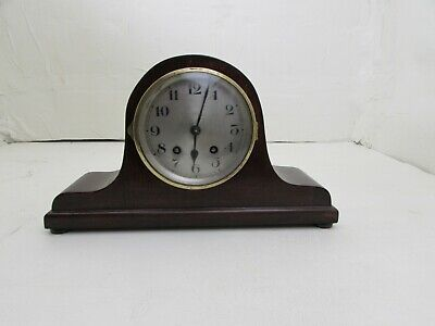 Antique German D.R.G.M, No. 1092862 Chiming Mantel Clock