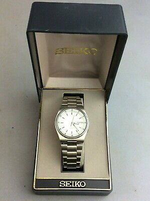 Vintage Seiko '5' Automatic Day Date 7009-316A Working Ship Worldwide