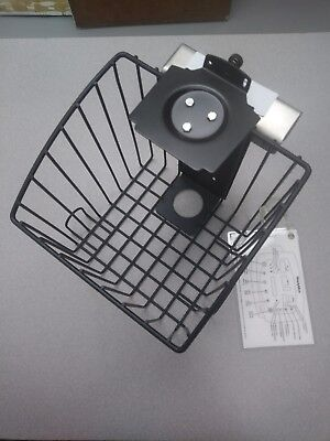Basket Pole Mount For Welch Allyn Series Vital Signs Monitor