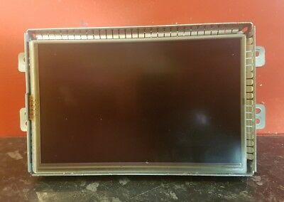 Range Rover Evoque Navigation Screen Monitor Unit 2012 Genuine